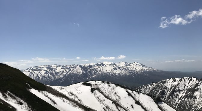 まだまだ続くよ春スキー?夏スキー?