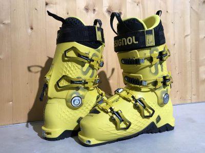 履きやすく、滑りもGOOD!!ROSSIGNOL BCブーツ