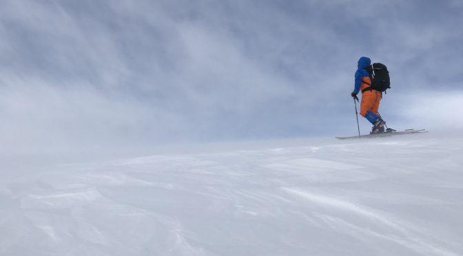 爆風の朝里岳、白井岳周辺BC冬山レポート🏔&BLIZZARD SPUR試乗レビュー🎿