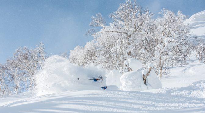 シーズンベスト更新☝️札幌国際周辺極上パウダーBC🏔🏔